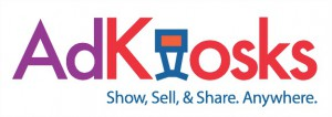 AdKiosks logo image
