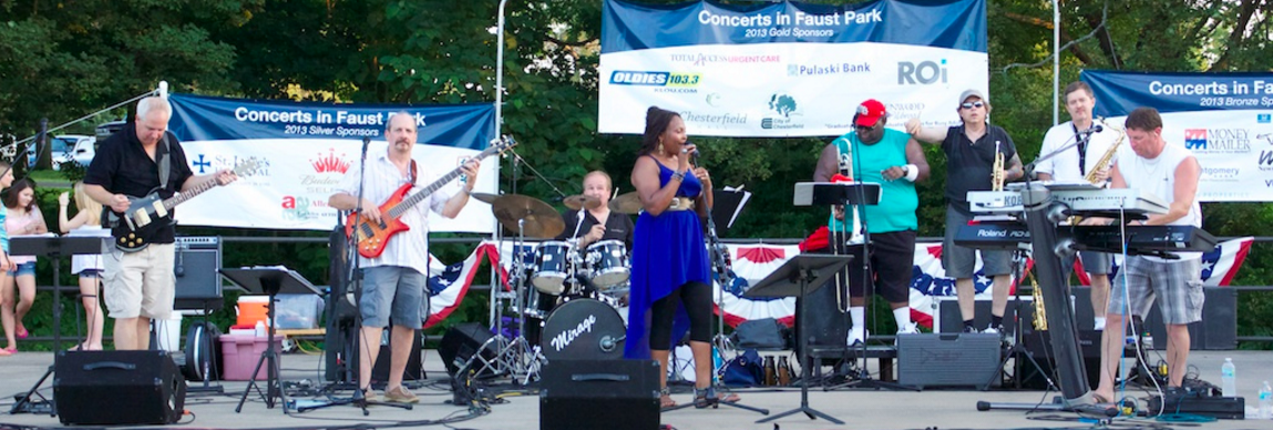 Mirage Entertainment at Faust Park image